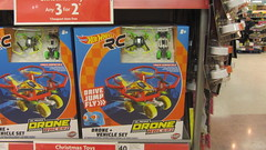 Hot Wheels Drone And Vehicle Set RC Bladez Drone Racerz By Bladez Toys 2017 Spotted In Morrisons Store Glasgow Scotland - 3 Of 3 (Kelvin64) Tags: hot wheels drone and vehicle set rc bladez racerz by toys 2017 spotted in morrisons store glasgow scotland