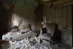 (ilConte) Tags: abbandono abandoned decay villa italia italy