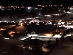 Soelden by night (piotr_szymanek) Tags: soelden night landscape winter snow light outdoor 1k 5k 10k 20f austria