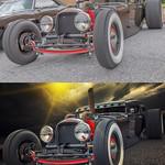 Rat Rod by Vann's Speed Shop (Lenoir Downtown Cruise-In) thumbnail