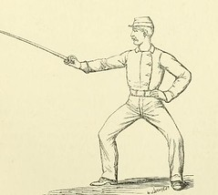 This image is taken from Page 39 of A new system of sword exercise for infantry [electronic resource] (Medical Heritage Library, Inc.) Tags: gymnastics exercise martial arts military personnel wellcomelibrary ukmhl medicalheritagelibrary europeanlibraries date1876 idb20419569