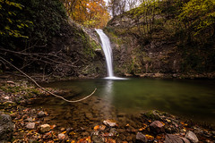 IMG_5232 (blooddrainer) Tags: waterfall nature landscape bulgaria forest mountain blooddrainerphotography autumn fall