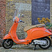 New Vespa for a Roman Holiday