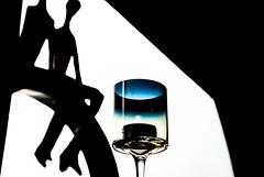 Light (davidheath01) Tags: light abstract nikon nikond850 dark color colour glass candle