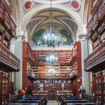 2018 - Mexico - Morelia -  Biblioteca Pública de la Universidad Michoacana thumbnail