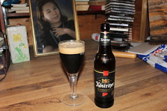Köstritzer Schwarzbier (Davydutchy) Tags: köstritzer schwarzbier bier beer bière pivo пиво birra piwo cerveza øl öl bir bira бира sör בירה bere glas glass verre bottle