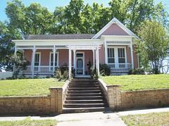 Brenham, Texas (texastravel3) Tags: gingerbread house brenham texas historic