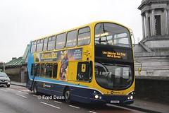 Dublin Bus GT159 (132D11611). (Fred Dean Jnr) Tags: dublinbus gt159 132d11611 summerhillnorthcork january2019 busathacliath dublinbusyellowbluelivery volvo b9tl wright wrightbus eclipse gemini2 pboro lowemissionbustrial