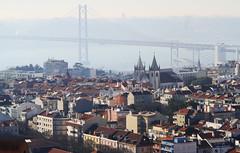 Amoreiras 360° Panoramic View, Lisbon (Wild Chroma) Tags: amoreiras 360° panoramic view lisbon lisboa portugal bridge ponte