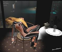 Wild Thang (parisevermore) Tags: ghee thedarknessevent limerence hazeel melaninmagic blaxium quebeccity fashion events sl secondlifeevents virtualfashion virtualfootwear sexy meshbody meshfashion meshshoes virtualworld inworld slvenues