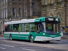 East Coast Buses 10060 (SF17VMJ) - 19-01-19 (peter_b2008) Tags: eastcoastbuses lothianbuses edinburgh volvo b8rle wright eclipseurban3 10060 sf17vmj buses coaches transport buspictures