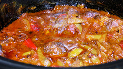 Making a beef curry (Sandy Austin) Tags: panasoniclumixdmcfz70 sandyaustin massey auckland westauckland northisland newzealand food beef curry