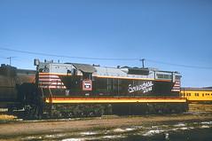 CB&Q SD9 430 (Chuck Zeiler48Q) Tags: cbq sd9 430 burlington railroad emd locomotive lincoln train dickrumbolz chz