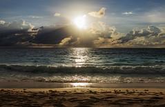 Sunset soon... / Скоро закат... (dmilokt) Tags: природа nature пейзаж landscape море sea пляж beach песок sand dmilokt закат рассвет восход sunset sunrise nikon d850 ins