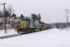 LTEX 7007 @ Punxsutawney, PA (Dan A. Davis) Tags: buffalopittsburgh bp bprr geneseewyoming rikeryard punxsutawney northpointe pa pennsylvania freighttrain railroad train locomotive ltex sd50 sd402 sd40t2 ribt