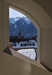 Bludenz - Vorarlberg (Ernst_P.) Tags: aut bludenz österreich vorarlberg fenster gebirge berg dach winter schnee sigma art 24105mm f40 austria autriche window ventana snow invierno nieve neige hiver