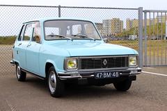 1974 Renault R6 850 (Dirk A.) Tags: 47bm48 sidecode3 onk 1974 renault r6 850