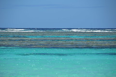 South Pacific Ocean (Seventh Heaven Photography *) Tags: yejele beach south pacific ocean water sea island mare blue sky turquoise nikon d3200 new caledonia