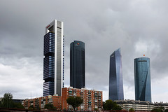 Madrid (hans pohl) Tags: espagne madrid villes cities architecture bâtiments buildings nuages clouds