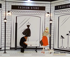 Fashion Store (Nezih Tavlas) Tags: documentary photojournalism photography people streetphotography atakule turkey ankara