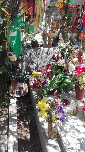 Tumba Víctor Jara