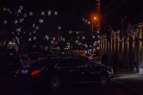 Wonderful night images. Riga at Christmas