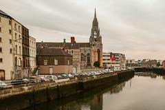 The River Lee in Cork, Ireland (Tony Webster) Tags: corcaigh cork ireland riverlee riverfront river waterfront wkppk201412