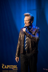 conan and friends 11.7.18 photos by chad anderson-7380 (capitoltheatre) Tags: thecapitoltheatre capitoltheatre thecap conan conanobrien conanfriends housephotographer portchester portchesterny comedy comedian funny laugh joke