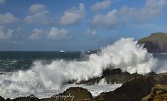 Crashing waves (Barbara Walsh Photography) Tags: waves sea wildatlanticway storm dinglepeninsula kerry ireland nature wildseas