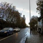New Tower from South Tottenham railway bridge thumbnail