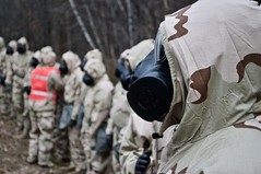 548th CSSB Gas Chamber Trainning Exercise (10thmountainsustainment) Tags: