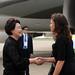 Arrival of Moon Jae-in, President of South Korea