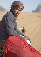 The Bedouin (azar2007) Tags: jordan travel travels middleeast people holiday jordanian