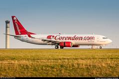 [CDG.2013] #Corenton.Airlines #XC #Boeing #B737 #TC-TJG #We.Love.Alanya #awp (CHRISTELER / AeroWorldpictures Team) Tags: corendon airlines turkey boeing 73786j wl msn 29120 202 eng cfmi cfm567b27 reg tctjg pax y189 rmk named we❤alanya history aircraft 28jan1999 first flight under test n1786b built site renton krnt wa usa 16feb1999 delivered airberlin ab with dabat config cabin y186 29apr1999 sold corendonairlines xc cai 19may2017 tsf corendonairlineseurope xr cxi 9htjg