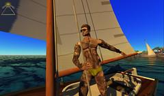 #260 …..: Sails :….. (andrétachor) Tags: 4bidden catwa deadwool mandalajewelry nerenzo posesion signaturebodymesh speakeasy stealthic themenjailevent trudeauclassicsailingyachts zoom
