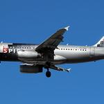 N524NK - Spirit Airbus A319 thumbnail
