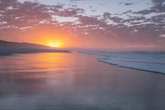 Yzerfontein Sunrise - the most beautiful one I had ever seen! Christine Phillips (Christine's Phillips (Christine's observations) - ) Tags: yzerfontein cape southafrica sunrise sunset beach horizontal reflections dramatic christinephillips peaceful serene serenity calm relaxing