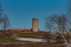 20181216-DSC_6092.jpg (GrandView Virtual, LLC - Bill Pohlmann) Tags: wisconsin stonefoundation farm abandoned rural weyerhaueserwi rustic silo