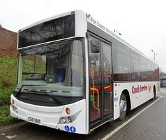 Bury St Edmunds (Andrew Stopford) Tags: cs67bus volvo b8rle mcv evolution coachservices burystedmunds