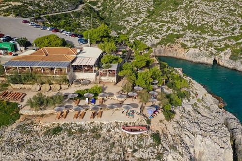 Porto Limnionas taverna Zakynthos
