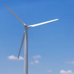 How big is it really? (MoparMadman63) Tags: texas westtexas windmill windfarm windturbine wind blades large tall outdoors country sunny electricity generator power technology innovative