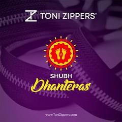 Happy Dhanteras (tonizippers) Tags: dhanteras toni tonislider tonizippers tonisliders zippers zipper zip zipperfasteners zipfasteners manufacturers manufacturer manufacturing sliders slider festival