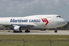 PH-MPS / Boeing 747-412BCF / 24066/791 / Martinair Holland (A.J. Carroll (Thanks for 1 million views!)) Tags: phmps boeing 747412bcf 747400bcf 747400 747 744 24066791 pw4056 martinairholland bgfj 4844ef miami kmia mia