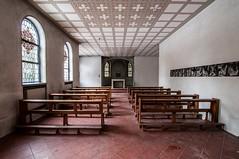 Hospital Chapel (Christin-BildinGrau) Tags: urbex urbanexploration urbexphotography urbexhospital abandoned abandonedplaces abandonedhospital abandonedchurch lostplaces lost losthospital decay decayphotography beautyindecay