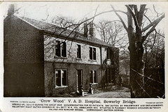 Crow Wood VAD Hospital, Sowerby Bridge (robmcrorie) Tags: crow wood sowerby halifax yorkshire military army red cross vad first world war ww1 1918 1914 wounded soldier armistice centenary