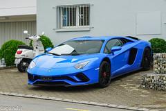 Lamborghini AventadorS (aguswiss1) Tags: 300kmh flickrcar dreamcar aventadors v12 carlover lamborghini exoticcar carheaven auto carspotting 200mph flickr sportscar car carswithoutlimits carporn aventador supercar caroftheday fastcar amazingcar