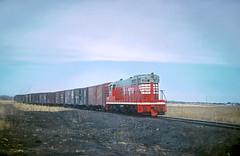 CB&Q SD7 409 (Chuck Zeiler48Q) Tags: cbq sd7 409 burlington railroad emd locomotive lincoln train chuckzeiler chz