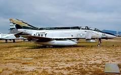 153881 F-4S VF-161  NF-101  USS Midway (RedRipper24) Tags: amarc amarg f4phantom mcdonnelldouglas militaryaircraft preservedaircraft boneyard usnavalaviation retiredaircraft fighterjets davismonthanafb f4 aircraftofthevietnamwar ussmidway