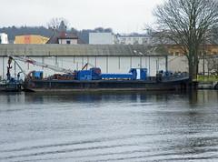 Alpinur III (5612780) (Parchimer) Tags: wasserbau workboats arbeitsschiff hebeponton greifenhagen gryfino odra oder