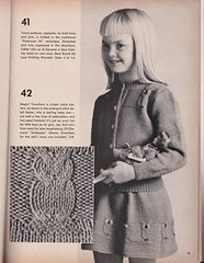 Today's Woman Knit-I (hazycats) Tags: todays woman kniti hazel catkins vintage books